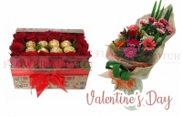 Friday February 14, 2020 Valentine's Day Flowers at Flower shops in Makati